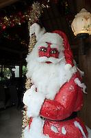 The scariest Santa in Bali?<br /> Sanur, Bali