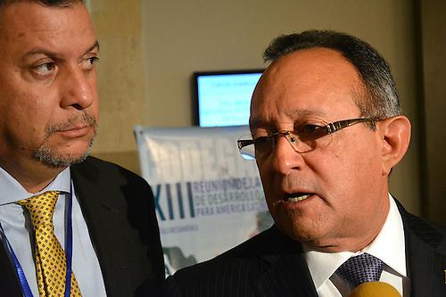 Ángel Estévez, ministro de Agricultura de la República Dominicana.