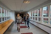 20130408 Harris-Millis Residence Hall Student Life