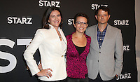 WEST HOLLYWOOD, CA - SEPTEMBER 19:  Tory Tunnell, Sophie Goodhart, Tyler Davidson attends the screening of Starz Digital Media's 'My Blind Brother' at The London Hotel on September 19, 2016 in West Hollywood, California. (Photo Credit: Parisa Afsahi/MediaPunch).