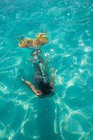 Mermaid Crystal<br /> St. John<br /> US Virgin Islands