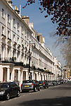Chester sqquare,  Belgravia, City of Westminster, London SW1 England. 2006 .