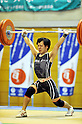 Masaharu Yamada, JUNE 24th, 2011 - Weightlifting : All Japan Weightlifting Championship, Men's -56kg at Saitama memorial gymnasium, Saitama, Japan. (Photo by Atsushi Tomura/AFLO SPORT) [1035]