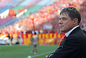 Dragan Stojkovic, (Grampus), APRIL 24th, 2011 - Football : J.LEAGUE Division 1, 7th Sec match between Urawa Reds 3-0 Nagoya Grampus at Saitama Stadium 2002, Saitama, Japan. The J.League resumed on Saturday 23rd April after a six week enforced break following the March 11th Tohoku Earthquake and Tsunami. All games kicked off in the daytime in order to save electricity and title favourites Kashima Antlers are still unable to use their home stadium which was damaged by the quake. Velgata Sendai, from Miyagi, which was hard hit by the tsunami came from behind for an emotional 2-1 victory away to Kawasaki. (Photo by Akihiro Sugimoto/AFLO SPORT) [1080]