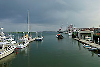 Florida, Fernandina Beach, Home Harbor
