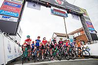 Picture by Alex Whitehead/SWpix.com - 12/05/2017 - Cycling - Tour Series Round 3, Northwich - Matrix Fitness Grand Prix - start