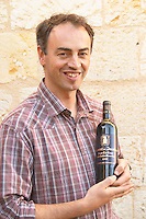 Denis Pomarede winemaker couvent des jacobins saint emilion bordeaux france