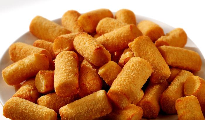 Potato croquettes food photos