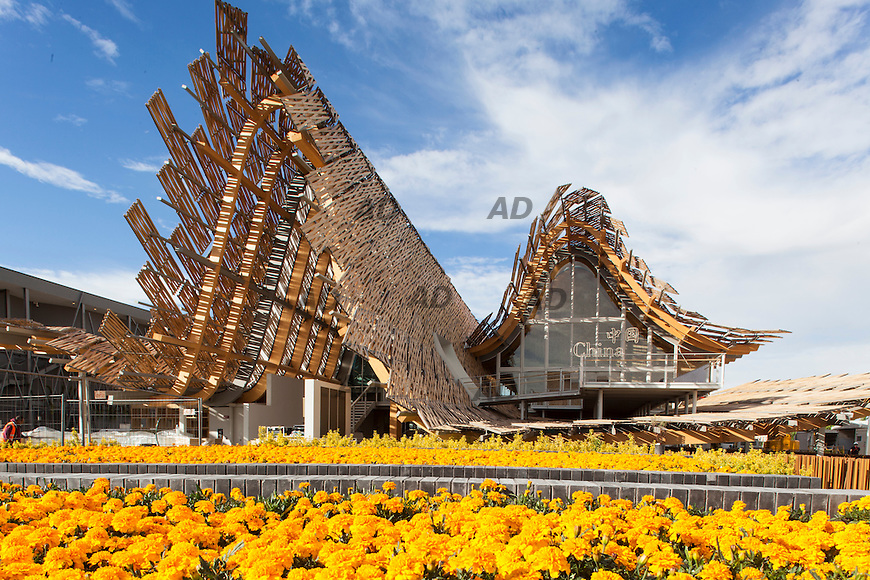 Expo 2015 - China Pavilion