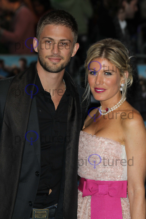 Hofit Golan; Alexander Smurfit The Other Guys Gala Premiere : Celebrity and red carpet pictures