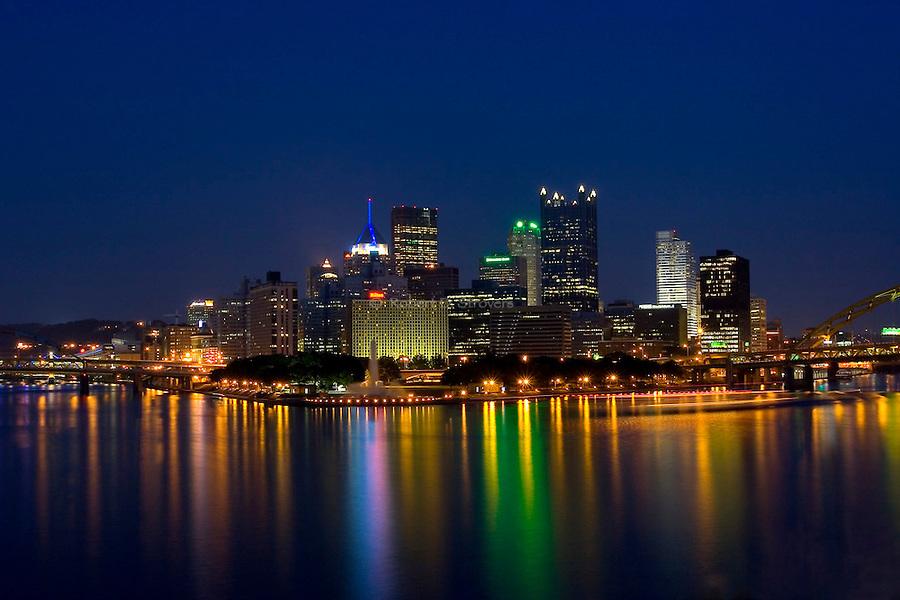 Pittsburgh - Summer Lights