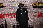 Netflix and MARVEL'S LUKE CAGE PREMIERE Held at the Magic Johnson Theater in Harlem