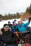 Borges Family Sleigh Rides, Lake Tahoe, Nevada