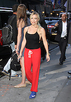 Tracy Anderson at Good Morning America