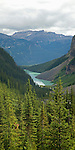 Plain of Six Glaciers Trail, Lake Louise, Banff NP, Canada