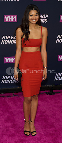 New York, NY July 11: Danielle Herrington attends the VH1 Hip Hop Honors: All Hail The Queens at David Geffen Hall on July 11, 2016 in New York City.@John Palmer / Media Punch