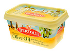 Tub of Bertolli Butter - Oct 2009