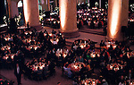 Undated gala dinner in the Pension Building in Washington, DC.