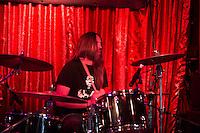 Gruntbucket performing at Cherryfest, AC/DC Lane, Melbourne, 25 November 2012