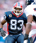 9 September 2007: Buffalo Bills wide receiver Lee Evans in action against the Denver Broncos at Ralph Wilson Stadium in Buffalo, NY. The Broncos defeated the Bills 15-14 in the opening day matchup...Mandatory Photo Credit: Ed Wolfstein Photo