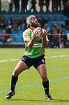 Rugby - Division de Honor B.<br /> CAU Valencia (69)vs(3) Helvetia Sevilla.<br /> Cuatre Carreres (Valencia-Espa&ntilde;a).<br /> 17 de febrero de 2013.