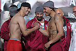 March 29, 2013: Brandon Rios vs Mike Alvarado II Weigh-In