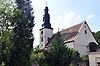 Evangelische Kirche mit Wehrturm in Offenheim