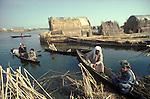 MARSH ARABS SOUTHERN IRAQ 1980's