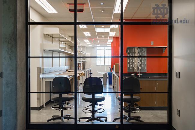 July 14, 2016; McCourtney Hall East-West wing (Photo by Matt Cashore/University of Notre Dame)