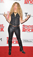 Melanie Masson at the &quot;School of Rock: The Musical&quot; VIP opening night, New London Theatre, Drury Lanes, London, England, UK, on Monday 14 November 2016. <br /> CAP/CAN<br /> &copy;CAN/Capital Pictures /MediaPunch ***NORTH AND SOUTH AMERICAS ONLY***