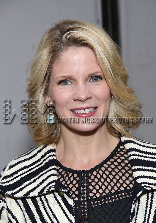 Kelli O'Hara attends the Broadway Opening Night of 'Lillian Helman's The Little Foxes' at the  Samuel J. Friedman Theatre on April 19, 2017 in New York City