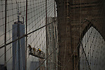 Brooklyn Bridge celebrates its 130th anniversary under maintenance