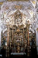 Vienna: St. Charles Borromeo--close-up view of altar.