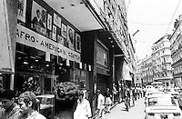 Photos d'Alger lors du Panaf de 1969, par Robert Wade