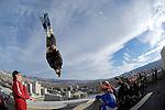 Legacy BASE jump downtown Reno