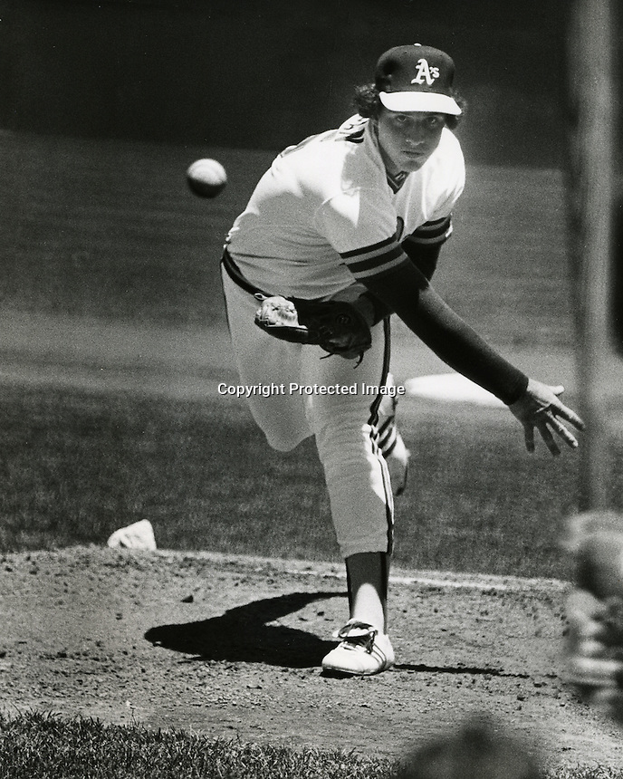 Rookie debut of Mike Morgan, June 11, 1978.<br />