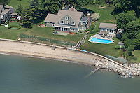 Real Estate Aerials for Coldwell Banker | Shoreline Branford to Madison CT