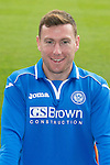 St Johnstone FC 2013-14<br /> Paddy Cregg<br /> Picture by Graeme Hart.<br /> Copyright Perthshire Picture Agency<br /> Tel: 01738 623350  Mobile: 07990 594431