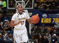 CAL (W) Basketball vs. Washington, March 1, 2014