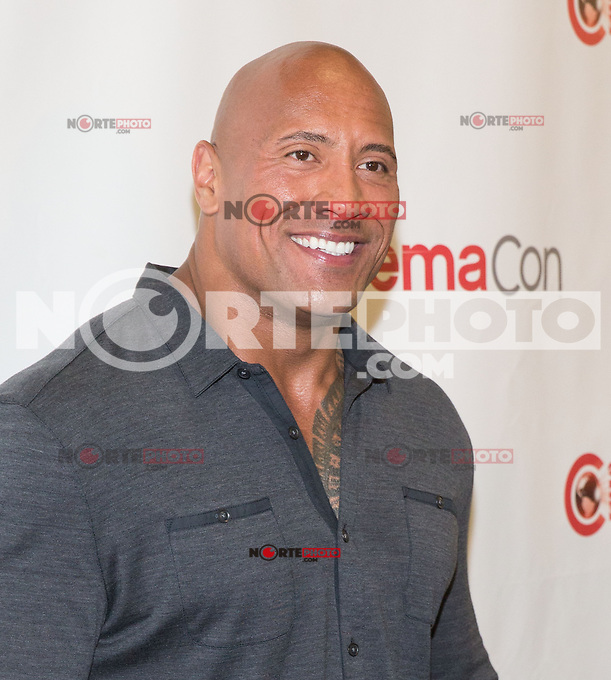 LAS VEGAS, NV - March 24: Dwayne Johnson pictured at Paramount Pictures Opening Night Presenation Party for Cinemacon 2014 at Caesars Palace in Las Vegas, NV on March 24, 2014. © Kabik/ Starlitepics
