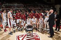 Stanford Basketball M vs Saint Mary's, November 30, 2016