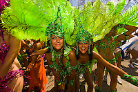 Trinidad Carnival, Queens Park Savannah, Port of Spain, Trinidad & Tobago