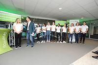 SCHAATSEN: HEERENVEEN: IJsstadion Thialf, Perspresentatie Team After Pay, ©foto Martin de Jong