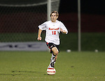 1 November 2006: Maryland's Spencer Allen. Maryland defeated Boston College 1-0 in double overtime at the Maryland Soccerplex in Germantown, Maryland in an Atlantic Coast Conference college soccer tournament quarterfinal game.