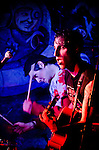 Fatt Matt and Ick of Coffin Fly performing at the Grape Room in Manayunk, PA.