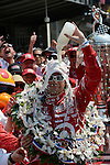 2012 INDYCAR RACING INDIANAPOLIS 500