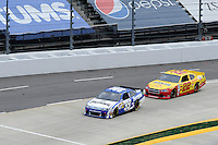 30 March - 1 April, 2012, Martinsville, Virginia USA.Carl Edwards, AJ Allmendinger.(c)2012, Scott LePage.LAT Photo USA