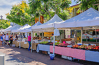Farmers Market, The Grove, Los Angeles, California