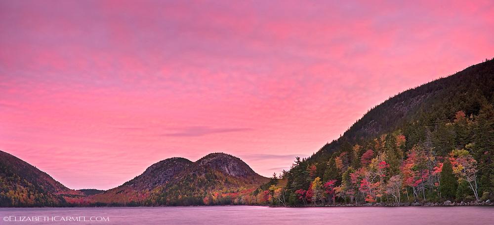 Autumn Sunrise, Acadia National Park