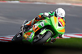 Scott Hudson, Gearlink Kawasaki, exits Stirling Bend, Superstock 600 - British Superbikes & Support Series, Round 7 at Brands Hatch - 21/07/12 - MANDATORY CREDIT: Ray Lawrence/TGSPHOTO - Self billing applies where appropriate - 0845 094 6026 - contact@tgsphoto.co.uk - NO UNPAID USE.